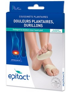 COUSSINETS PLANTAIRES EPITACT T36/38