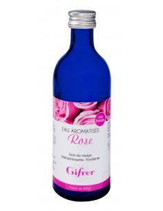 GIFRER Eau aromatisée à la Rose