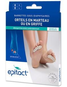 EPITACT Orteils en griffe