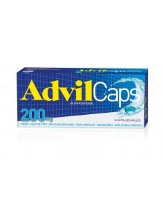 ADVILCAPS CAPS 200mg