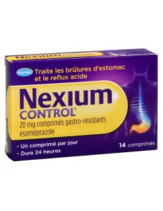 NEXIUM Control Maux d'estomac