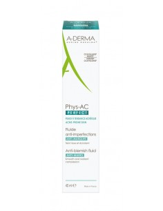 A-DERMA Phys-AC PERFECT Fluide anti-imperfections
