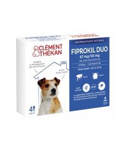 FIPROKIL DUO Petit Chien 2/10 kg