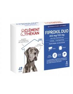 FIPROKIL DUO Spot-on Ch 40-60kg 4Pip/4,02ml