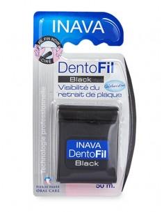 INAVA Dentofil Black fil dentaire