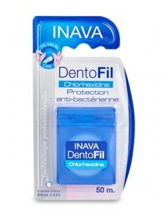 INAVA Dentofil Chlorhexidine fil dentaire