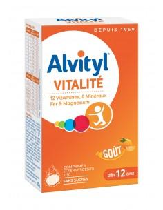 ALVITYL Comprimés effervecsents