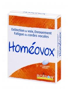BOIRON Homéovox 60 Comprimés