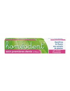 HOMEODENT Soin premières dents 2 à 6 ans