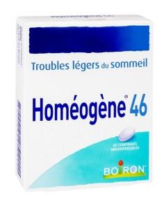 HOMÉOGÈNE 46 Troubles du sommeil