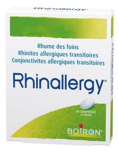 RHINALLERGY BOIRON 40CPR