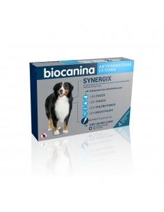 BIOCANINA SYNERGIX antiarasitaire Très grand chien
