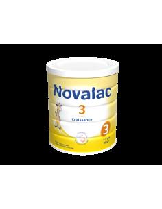 NOVALAC 3 Croissance