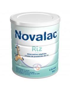 NOVALAC RIZ  0 - 36 mois