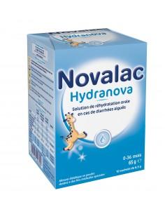 NOVALAC HYDRANOVA 0 - 36 mois