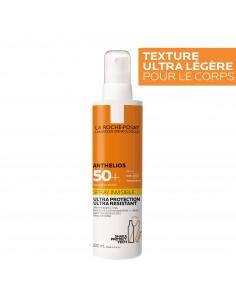 LA ROCHE POSAY ANTHELIOS Spray Invisible 50+