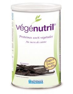 VEGENUTRIL Dessert vanille protéines végétales