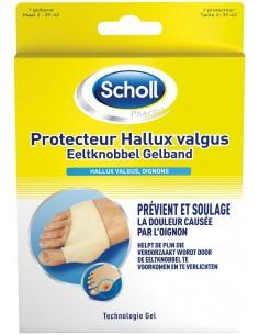 SCHOLL PROTECTEUR HALLUX VALGUS (39 A 42)