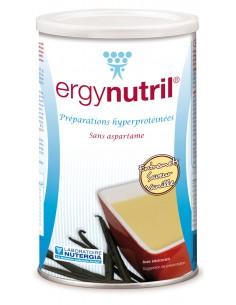 ERGYNUTRIL poudre vanille pot 300g