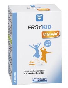 ERGYKID Vitamines