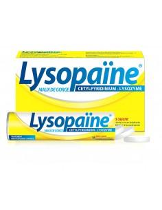 LYSOPAINE Maux de gorge