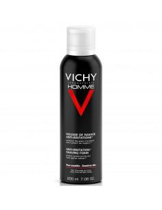 VICHY HOMME mousse à raser peau sensible