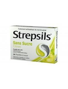 STREPSILS S/SUCR PAST A SUCER