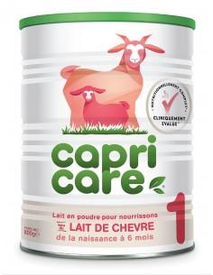 CAPRICARE 1 Lait de chèvre en poudre pour nourrissons
