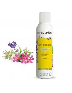 PRANAROM AROMAPIC spray anti-moustiques atmosphère et tissus