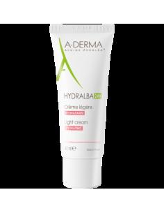 A-DERMA HYDRALBA 24H Crème hydratante légère