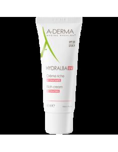A-DERMA HYDRALBA UV Crème hydratante riche