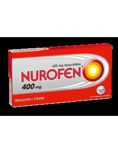 NUROFEN 400 mg 12 comprimés