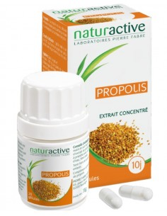 NATURACTIVE PHYTO Propolis 20 Gélules