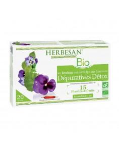 HERBESAN Dépurative Détox complément alimentaire