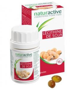 NATURACTIVE PHYTO Lécithin soja Caps Pilul/30