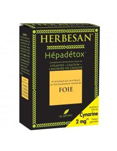 HERBESAN Hépadétox