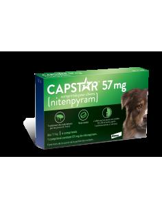 CAPSTAR Chiens 57mg