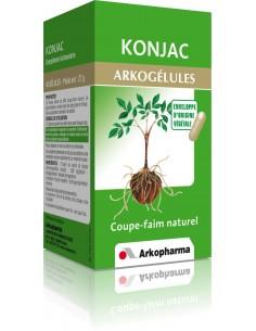ARKOGELULES  complément alimentaire Graines de Konjac