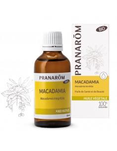 PRANAROM Huile bio de Macadamia