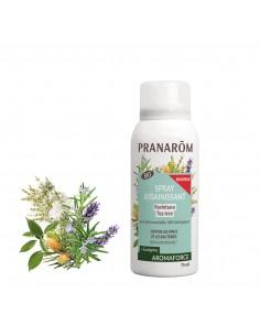 PRANAROM Spray assainissant Ravintsara Tea tree bio
