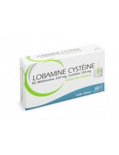 LOBAMINE CYSTEINE 60 Gelules
