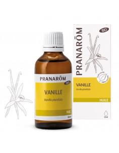PRANAROM Huile végétale de vanille BIO