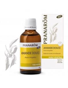 PRANAROM Huile végétale d'Amande douce BIO