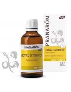 PRANAROM Huile végétale de Noyaux d'Abricot BIO