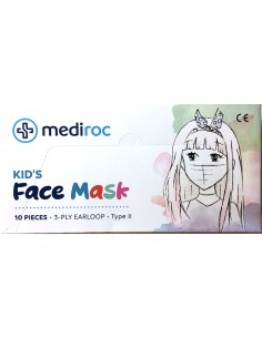 Masque Enfant 3 plis