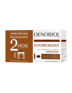 OENOBIOL Autobronzant 2 mois
