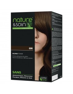 NATURE & SOIN 6N BLOND FONCE