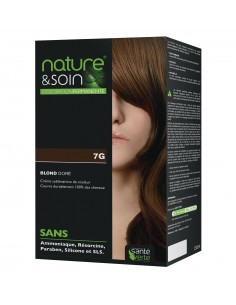 NATURE & SOIN 7G BLOND DORE