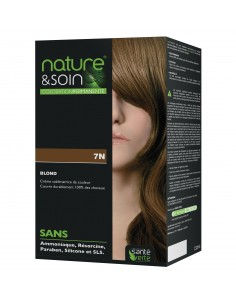 NATURE & SOIN 7N BLOND