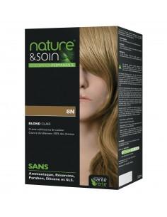 NATURE & SOIN 8N BLOND CLAIR